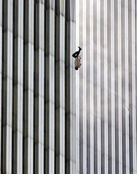 the falling man and the catastrophe photo essay 11 is a tragic day for the united states it was on this day that four terrorist acts occurred simultaneously the tragedy once again showed the